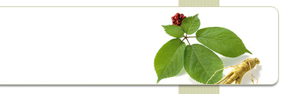 Read helpful information about Ginseng